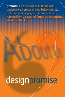 Design promise | About Us